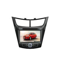 Yessun Windows CE voiture DVD GPS pour Chevrolet Sail 2015 (TS8862)