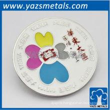 custom high qualityshp store lapel pin with logo design