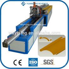 Passed CE and ISO YTSING-YD-0746 Aluminium/Steel Roller Shutter Machine