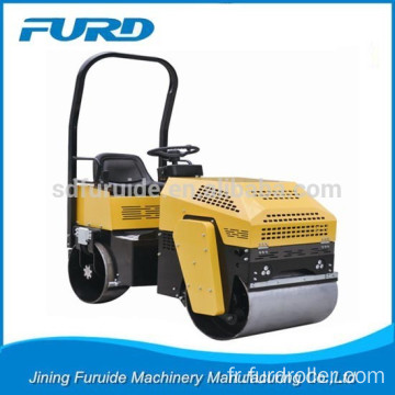 1 Ton Mini Road Roller Compactor Machine (FYL-880)
