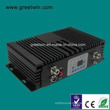 Repetidor selectivo de banda GSM900MHz con frecuencia central móvil