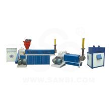 Машина рециркуляции отходов пластика (SJ-C90, 100, 110, 120) (CE)