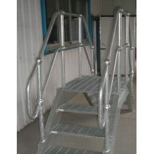 Stainless Steel Ladder av hög kvalitet
