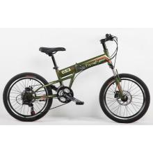 Vélo de suspension, vélos de montagne pliants (FP-FDB-D028)