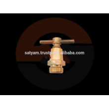 Válvula de drenaje de latón / Válvula de drenaje de latón