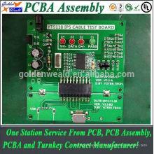 shenzhen pcba smt pcb montage inverter circuit board avec haute qualité pcb assemblé led board pcba