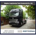 Sinotruk HOWO A7 6x4 caminhão com motor de 420HP