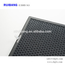 manufacturing activated carbon filter air filter
