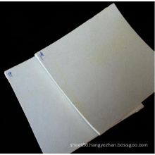 White SBR Rubber Sheet with Smooth Surface