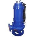 Pompe à boue submersible verticale à moteur électrique série QW