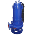 QW series electric motor vertical submersible slurry pump
