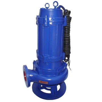 QW series lectric no penyumbatan pompa air submersible