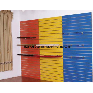 Cheaper Slat Wall for Exhibition Board