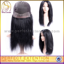 For Black Women With Prices Natural Looking Human Black Long Straight Hair Wigs