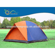 Outdoor folding tent/Folding canvas tent/Adult Beach Roof Top Tent