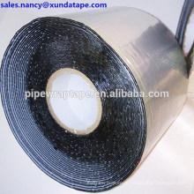 impermeabilização do telhado & fita da selagem da borracha butílica fita da folha de alumínio para a tubulação
