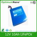 Batterie rechargeable au lithium-ion 12V 10ah