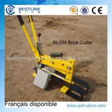 Manuelle tragbare Betoneinbau Block und Ziegel-Schneidemaschine