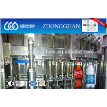 new customized soda water filling machine/carbonator for soft drink