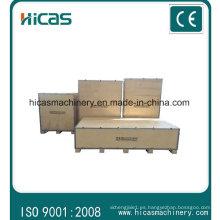 Hecho en China Caja plegable de la madera contrachapada que hace la máquina