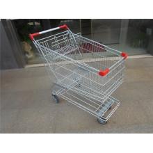 Австралия Стиль Тележка Вагонетки Покупкы Супермаркета