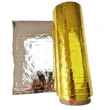 película de poliimida metalizada perforada para materiales aeroespaciales