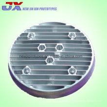 Aluminium / acier inoxydable / pièces en laiton de usinage de commande numérique par ordinateur de précision d'OEM