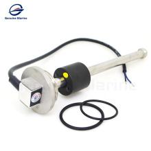 Transmisor de líquido marino genuino sensor de nivel de tanque de acero inoxidable precio de presión sensor de nivel de tanque magnético