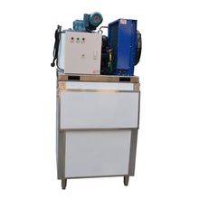 Fabricante de gelo em escala comercial de pequena capacidade