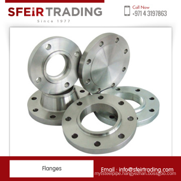 Threaded(Screwed) High Yield Carbon Steel ASTM A694 Flange