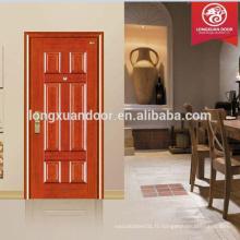 Conception des portes classées à chaud (certification BS)