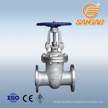 wholesale guarantee 10 years quality 16 ansi 600 316l gate valve waste gate valves