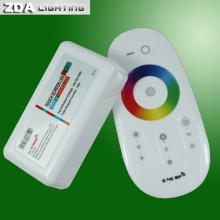 Controlador remoto do diodo emissor de luz do toque 2.4G 2.4G