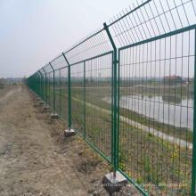 Горячая Продажа для двусторонних проволоки забор/временный забор