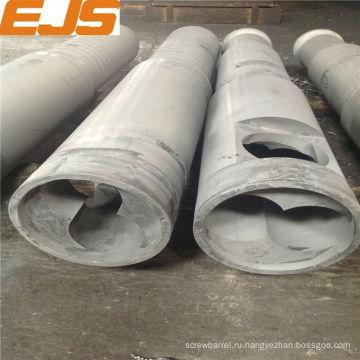 Пластиковые Экструзионные машины биметаллические шнек и цилиндр