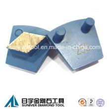 Werkmaster Maschine Diamant Segment für Beton Schleifen