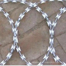 Best Selling Concertina Razor Barbed Wire