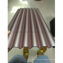AA5052 PPG PVDF Coating Aluminum Coil for Cold Rolled Formed Roofing Panels