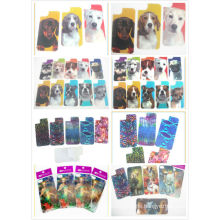 Color Printed Kids Custom Lenticular Sticker