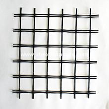 30-30kn / M Biaxial poliéster geogrelha com revestimento de PVC