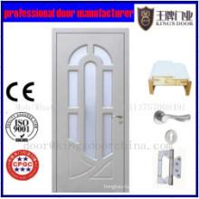 Сделано в Китае хорошее качество ПВХ МДФ двери