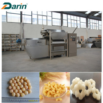 Φουσκώνοντας Leisure Puff Snack Extruder Machine