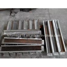 Jaw Crusher Toggle Cushion with Toggle Plate
