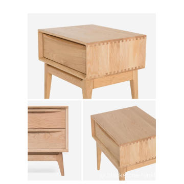 "FAS ΞΥΛΙΝΗ ""RIPPLING"" NIGHTSTANDS"