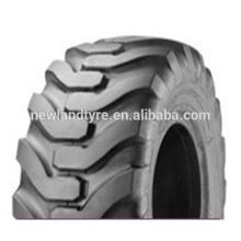Teste padrão industrial 19.5L-24 R4 do pneumático da floresta