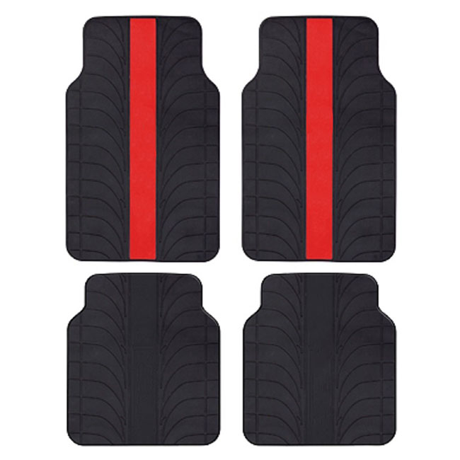 Car Mat Set PVC(1)