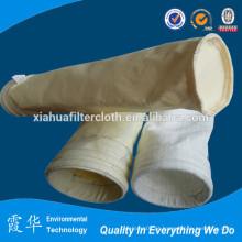 FMS tecido de filtro geotêxtil para colector de poeira