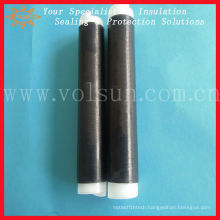 Excellent wet electrical properties silicone rubber tube