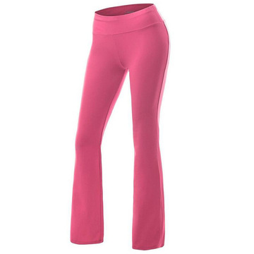 Leggings Boot Cut per donne Yoga