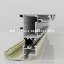 Perfil de aluminio vendedor caliente para la puerta deslizante